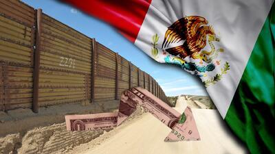 México no pagará por el muro de Trump