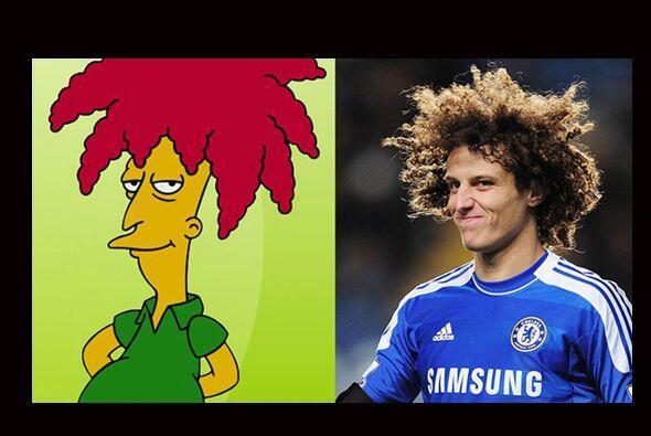 David Luiz tampoco tendría mayor problema para convertirse en 'Bob Patiñ...