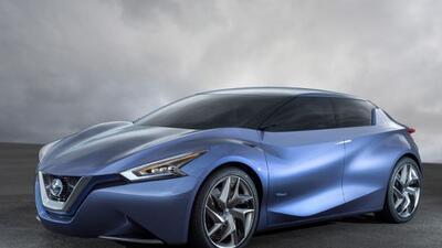 En el pasado Auto Show de Shanghái de 2013, Nissan dio a conocer el vehí...