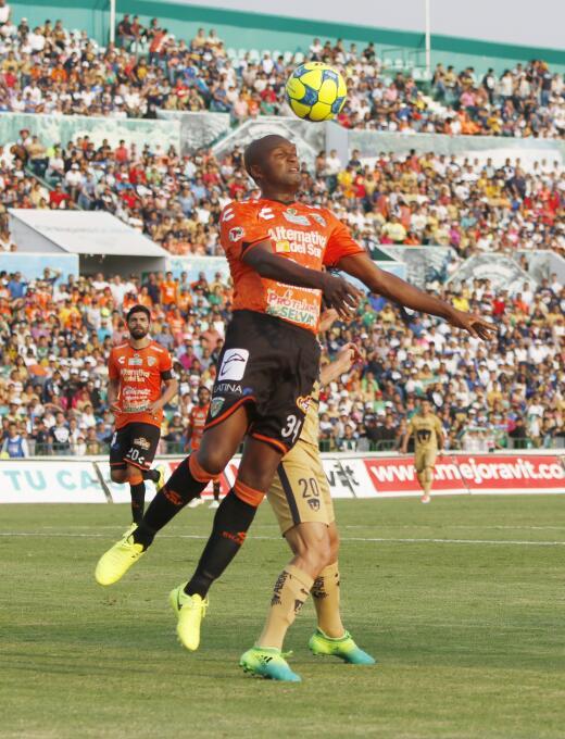 El Puma se metió en la selva y dejó sin manchas al Jaguar Aquivaldo Mosq...