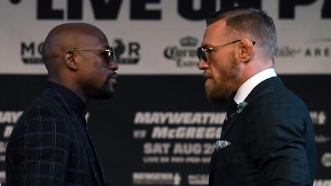 La danza de los millones: ¿cuánto ganarán Mayweather y McGregor por su p...