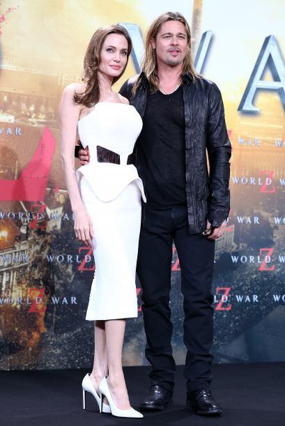 Se rumorea que Angelina Jolie y Brad Pitt tendrán una boda temática y ta...