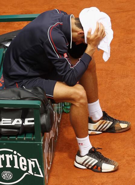 Murray y Djokovic fuera del Top 10 ATP, Nadal nuevo líder GettyImages-14...