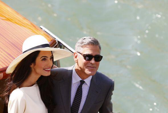 El padre de Amal ya advirtió a Clooney que quiere tener nietos rápido. P...