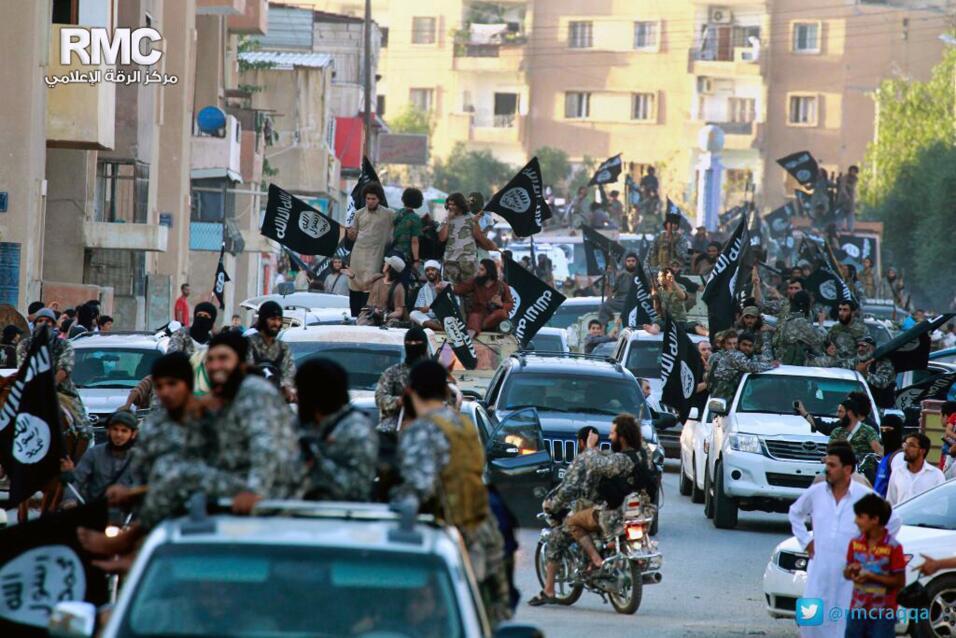 ISIS en Raqqa