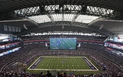 El inmueble más impactante de la NFL se convertirá en un '...