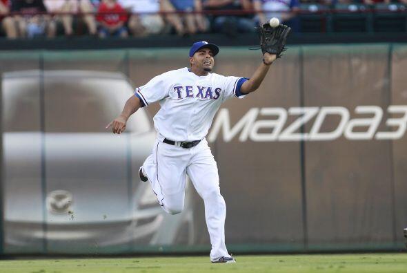 RF. Nelson Cruz. Rangers de Texas. En la semana, Cruz remolcó cuatro car...