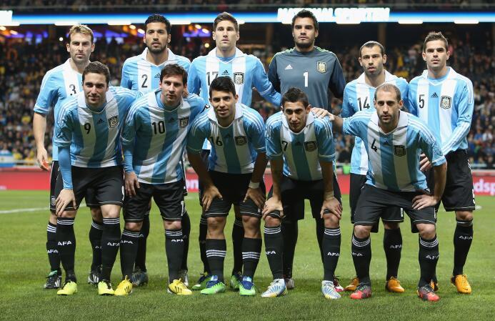 Argentina es una de las selecciones más poderosas del mundo y desea conq...