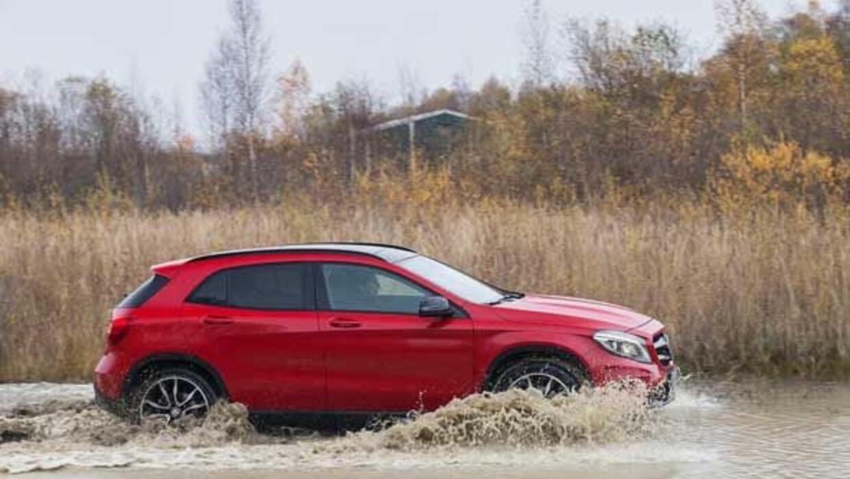 Nissan fabricará la Mercedes-Benz GLA en su planta de Aguascalientes.