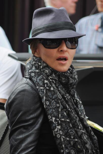"""""""La Reina del Pop"""" tuvo que suspender una de sus presentaciones en octub..."""