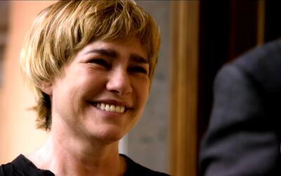 Lupita D'Alessio sacó a luz su coraje: así fue el final de la bioserie '...
