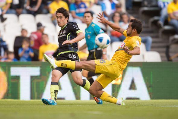 16 Adrián Aldrete  Tuvo un buen primer tiempo dando volumen de juego por...