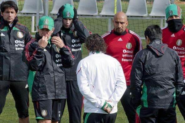 Javier Aguirre llegó al rescate en del 'Tri' para el Mundial de Sudáfric...