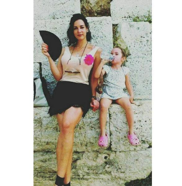 Monica Spear y su hija