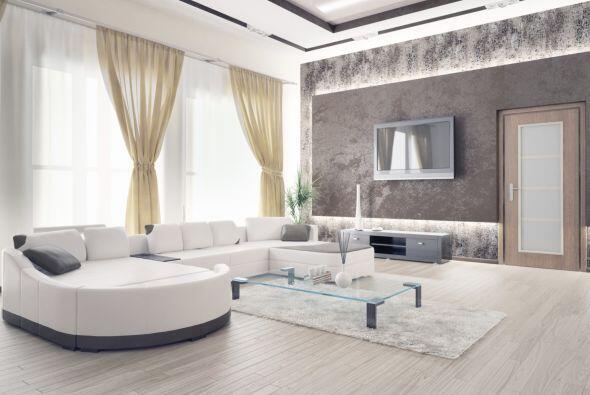 Súmale diseño y un toque 'trendy' a tu 'living', con una mesa de centro...