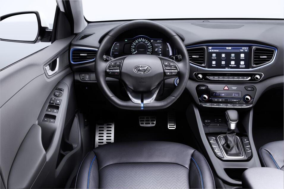 Ginebra 2016: En apuesta sostenible, Hyundai presentará tres versiones d...