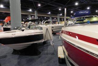 """El """"Miami International Boat Show"""" corre todo el fin de semana hasta el..."""