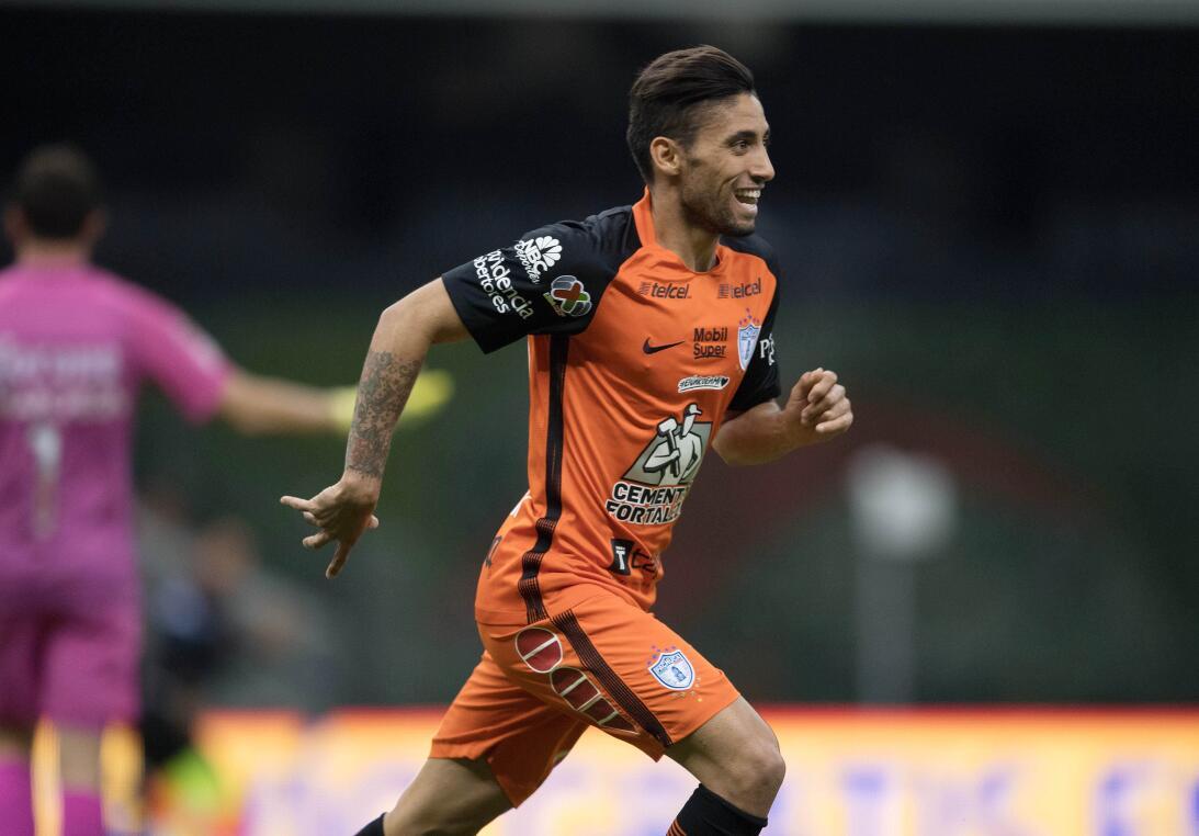 Luego de dos temporadas con Pachuca, el uruguayo Jonathan Urretaviscaya...