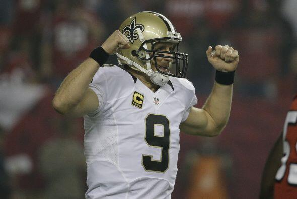 27. New Orleans Saints