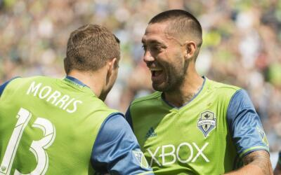 Seattle Sounders triunfa sobre Sporting KC