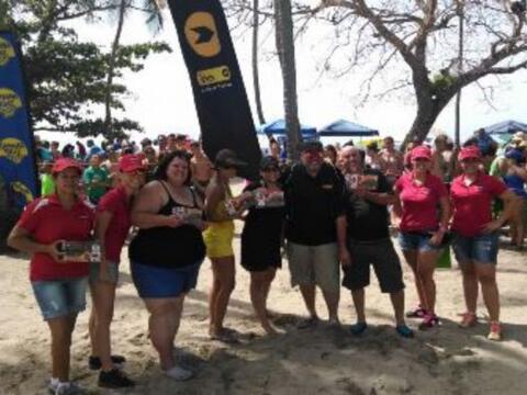 """El evento playero de KQ 105 """"BEACH HITS 2014"""" fue en el Balneario..."""