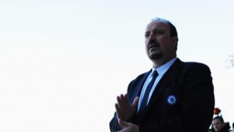 El entrenador de los 'Blues' se mentaliza a trabajar sólo con los actual...