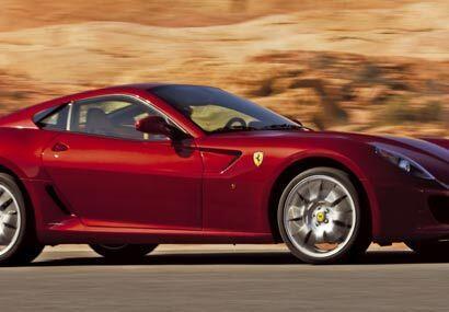 El trabajo de desarrollo para el 599 GTB Fiorano también se enfocó expre...
