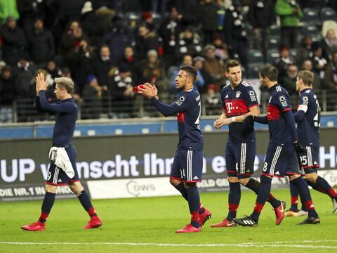 Con golazo de James, Bayern Munich liquidó al Leverkusen 636484381905180...