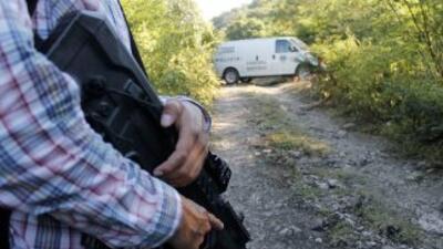 Guardias comunitarios se han sumado a la búsqueda de los entonces 43 est...
