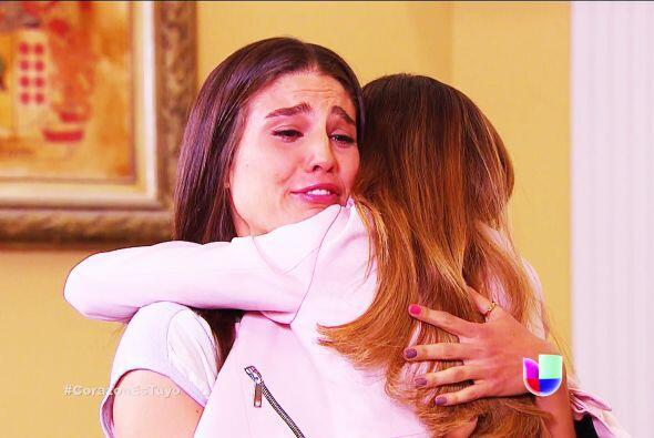 Por otro, estamos muy tristes, dejas en México a todos tus seres queridos.