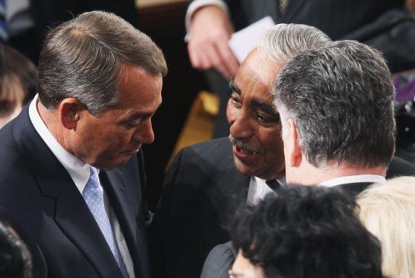 Boehner planea realizar una pronta demostración de poder, con una votaci...