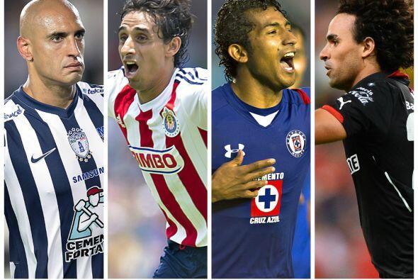 De los futbolistas que han tenido un arranque discreto pero aún con ello...