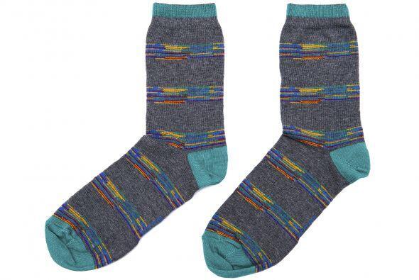Doble par de calcetas. En los días muy fríos, abriga bien...