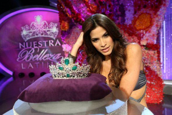La puertorriqueña Viviana Ortíz demostró que además de ser bella tiene t...