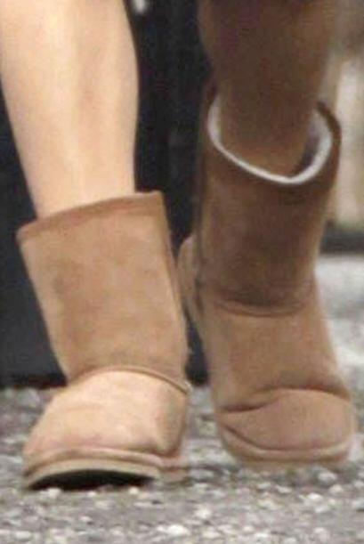 Para que tus pies luzcan a la moda, las botas 'uggs' tienen que ser las...