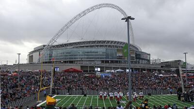 El Seahawks vs. Raiders cambia de sede; se jugará en Wembley y no en Tottenham