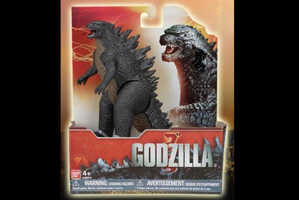 Un monstruo en casa. ¿Tus hijos son fans de la película Godzilla? Puede...
