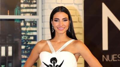 Patricia Corcino se tuvo que despedir de Nuestra Belleza Latina