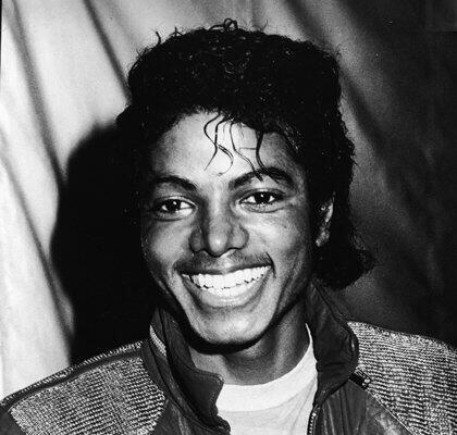 Michael Jackson fue recordado por sus fans con una foto de los tiempos d...