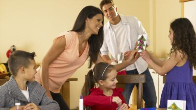Formas de desconectarte con tu familia durante las fiestas