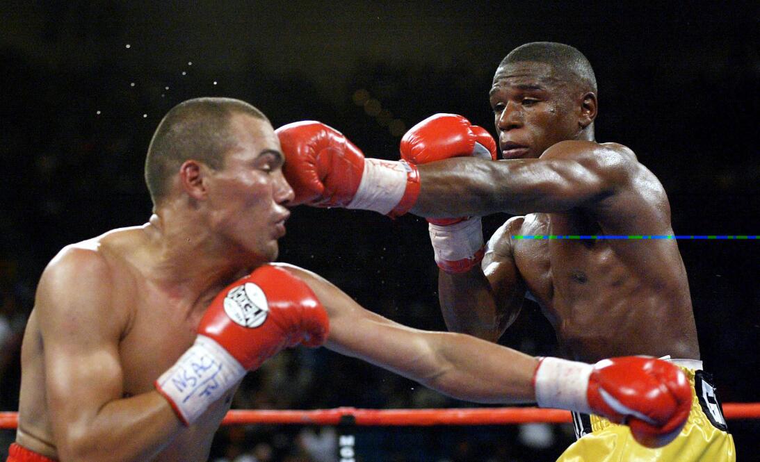 Floyd vs. Conor: Lo mejor de dos mundos Getty vs. José Luis Castillo.jpg
