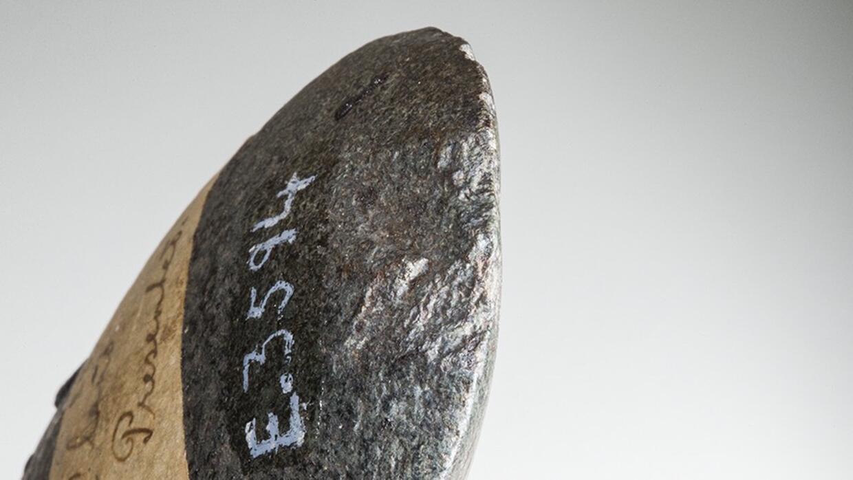 El hacha más antigua de la humanidad