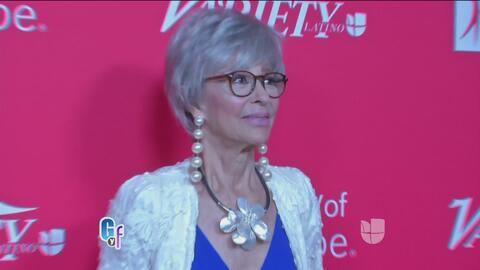 Rita Moreno reveló cuál es el secreto para mantenerse bella a los 84 años