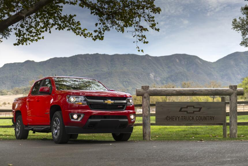 Para variantes algo más económicas, Chevrolet también tiene en el mercad...