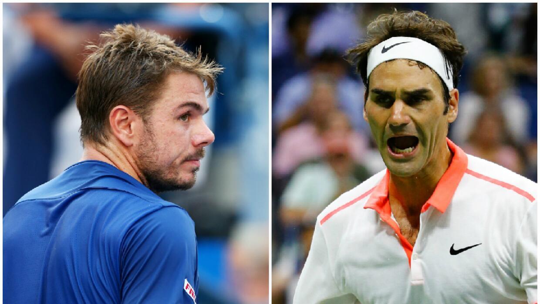 Lo tenistas suizos se mantienen con vida