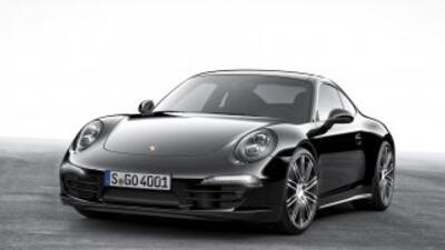 Porsche Boxster y 911 Carrera Black Edition
