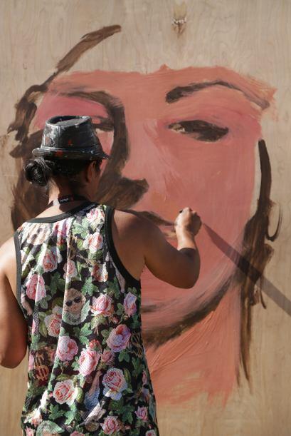 La definición de la pintura esta en los detalles.