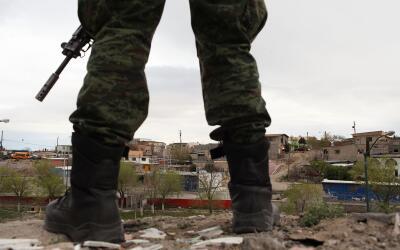 Violencia en México (Imagen de archivo)