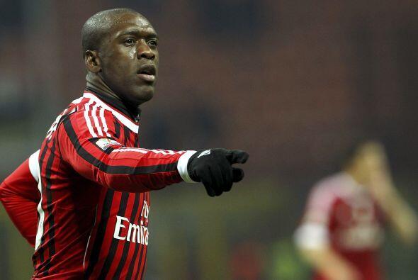 Tampoco podrá recuperar a otros centrocampistas como Seedorf, Boateng, M...