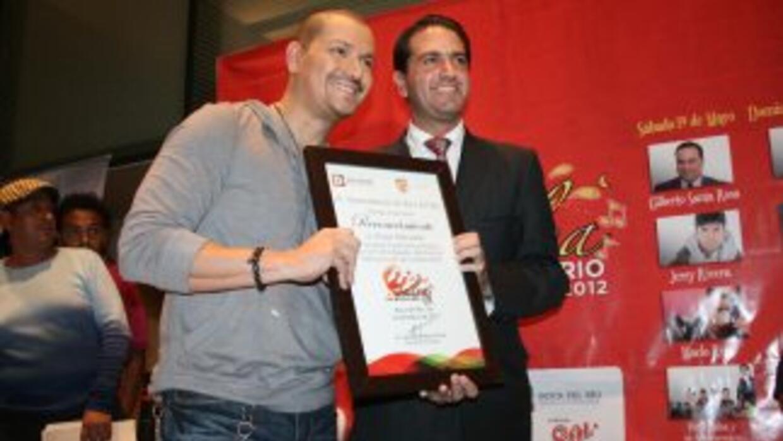 El salsero Víctor Manuelle fue electo como el embajador del Festival Int...